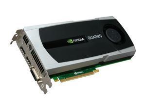 PNY Quadro 5000 VCQ5000-PB 2.5GB 320-bit GDDR5 PCI Express 2.0 x16 Workstation Video Card