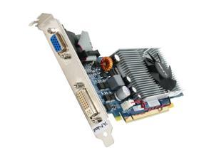 PNY GeForce 9400 GT DirectX 10 VCG941024GXPB 1GB 128-Bit DDR2 PCI Express 2.0 x16 HDCP Ready Low Profile Video Card