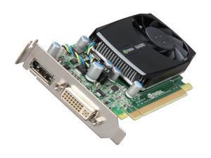 PNY Quadro 400 VCQ400-PB 512MB 64-bit DDR3 PCI Express 2.0 x16 Low Profile Workstation Video Card