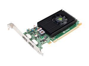 PNY Quadro NVS 310 VCNVS310DP-PB 512MB 64-bit DDR3 PCI Express 2.0 x16 Low Profile Workstation Video Card