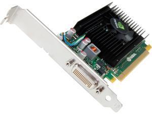 PNY NVS NVS 315 VCNVS315DVI-PB 1GB 64-bit DDR3 PCI Express 2.0 x16 Low Profile Workstation Video Card