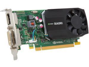PNY Quadro K620 VCQK620-PB 2GB 128-bit DDR3 PCI Express 2.0 x16 Low Profile Workstation Video Card