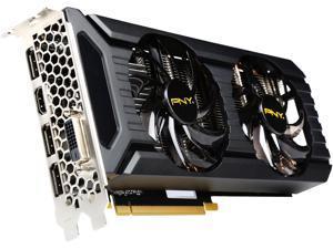 PNY GeForce GTX 1060 DirectX 12 VCGGTX10603PB 3GB 192-Bit GDDR5 PCI Express 3.0 x16 Video Card