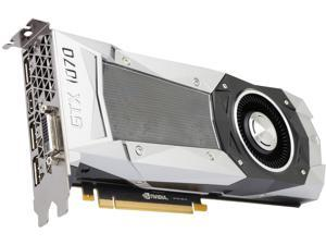 PNY GeForce GTX 1070 RGMX1070N3H8GS-KTN 8GB GDDR5 Video Card