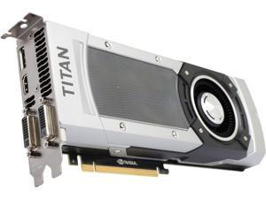 PNY GeForce GTX TITAN BLACK RVCGGTXTITANBXXB-CG 6GB Video Card