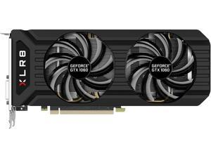PNY GeForce GTX 1060 6GB GDDR5 PCI Express 3.0 x16 Video Card VCGGTX10606XGPB-OC2