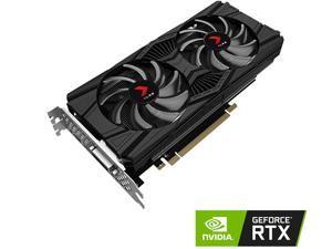 PNY GeForce RTX 2060 6GB XLR8 Gaming Overclocked Edition Graphics Card, VCG20606DFPPB-O