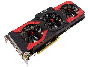 PNY GeForce GTX 1080 DirectX 12 RKMX1080N3I8GS3KTM 8GB 256-Bit GDDR5X PCI Express 3.0 x16 SLI Support Video Card