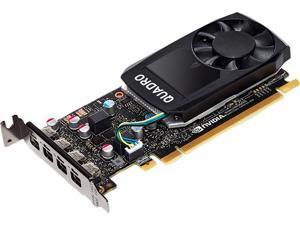 PNY Quadro P620 VCQP620V2-PB 2GB 128-bit GDDR5 PCI Express 3.0 x16 Low Profile Video Cards - Workstation