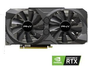 PNY GeForce RTX 3070 8GB UPRISING Dual Fan Graphics Card, VCG30708DFMPB