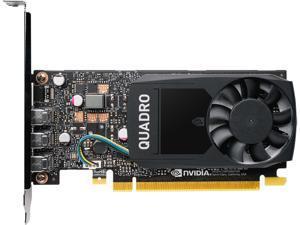 PNY Quadro P400 VCQP400V2-PB 2GB 64-bit GDDR5 PCI Express 3.0 x16 Low Profile Workstation Video Card