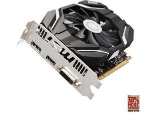 MSI Radeon RX 460 DirectX 12 RX 460 2G OC 2GB 128-Bit GDDR5 PCI Express 3.0 x16 HDCP Ready CrossFireX Support Video Card