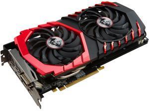 MSI Radeon RX 480 DirectX 12 RX 480 GAMING X 4G 4GB 256-Bit GDDR5 PCI Express 3.0 x16 HDCP Ready CrossFireX Support ATX Video Card