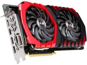 MSI GeForce GTX 1060 3GB GDDR5 PCI Express 3.0 x16 ATX Video Card GTX 1060 GAMING 3G