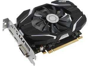 MSI 131207 GeForce GTX 1050 Ti DirectX 12 GTX 1050 Ti 4G OC 4GB 128-Bit GDDR5 PCI Express 3.0 x16 HDCP Ready Video Card