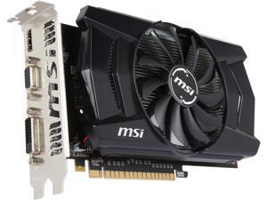MSI GeForce GTX 750 Ti DirectX 11.2 N750TI-2GD5/OC