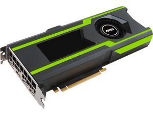 MSI GeForce GTX 1080 Ti DirectX 12 GTX 1080 Ti AERO 11G OC 11GB 352-Bit GDDR5X PCI Express 3.0 x16 HDCP Ready SLI Support Video Card