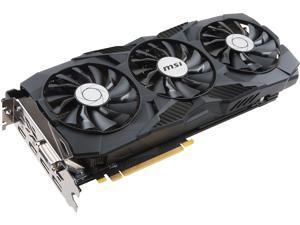 MSI GeForce GTX 1080 Ti 11GB GDDR5X PCI Express 3.0 x16 SLI Support Plug-in Card Video Card GTX 1080 TI DUKE 11G