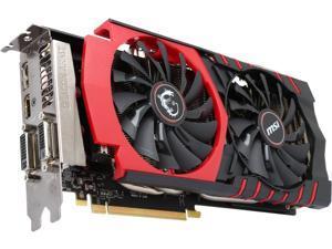 MSI GeForce GTX 970 4GB GDDR5 SLI Support ATX Video Card GTX 970 GAMING 4G LE