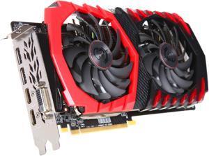 MSI Radeon RX 570 4GB GDDR5 PCI Express x16 CrossFireX Support ATX Video Card RX 570 GAMING X 4G