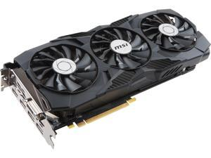 MSI GeForce GTX 1080 DirectX 12 GeForce GTX 1080 DUKE 8G 8GB 256-Bit GDDR5X PCI Express 3.0 x16 HDCP Ready SLI Support Video Card