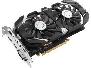 MSI GeForce GTX 1060 6GB GDDR5 PCI Express 3.0 x16 ATX Video Card GeForce GTX 1060 6GT V1