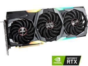 MSI GeForce RTX 2080 GAMING X TRIO Video Card