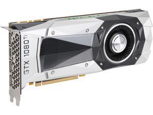 MSI GeForce GTX 1080 Ti FE 11GB GDDR5X PCI Express 3.0 x16 SLI Support Video Card GTX 1080 Ti Founders Edition