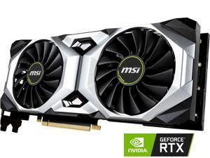 MSI GeForce RTX 2080 Ti 11GB GDDR6 PCI Express 3.0 x16 SLI Support Video Card RTX 2080 Ti VENTUS 11G