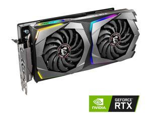 MSI GeForce RTX 2070 DirectX 12 RTX 2070 GAMING 8G 8GB 256-Bit GDDR6 PCI Express 3.0 x16 HDCP Ready Video Card