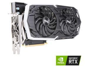 MSI GeForce RTX 2070 8GB GDDR6 PCI Express 3.0 x16 Video Card RTX 2070 ARMOR 8G OCV1
