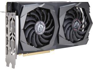 MSI GeForce GTX 1660 DirectX 12 GTX 1660 GAMING X 6G 6GB 192-Bit GDDR5 PCI Express 3.0 x16 HDCP Ready Video Card
