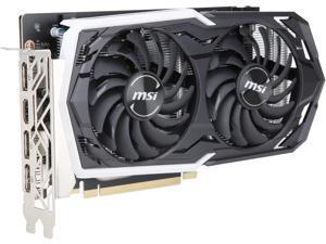MSI GeForce GTX 1660 6GB GDDR5 PCI Express 3.0 x16 Video Card GTX 1660 ARMOR 6G OC