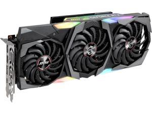 MSI GeForce RTX 2080 Ti DirectX 12 RTX 2080 Ti GAMING TRIO 11GB 352-Bit GDDR6 PCI Express 3.0 x16 HDCP Ready SLI Support Video Card