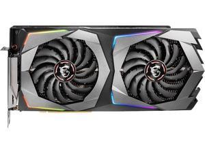 MSI GeForce RTX 2070 DirectX 12 RTX 2070 GAMING X 8G 8GB 256-Bit GDDR6 PCI Express 3.0 x16 HDCP Ready Video Card