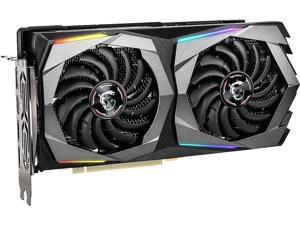 MSI GeForce RTX 2060 DirectX 12 RTX 2060 GAMING 6G 6GB 192-Bit GDDR6 PCI Express 3.0 x16 HDCP Ready Video Card
