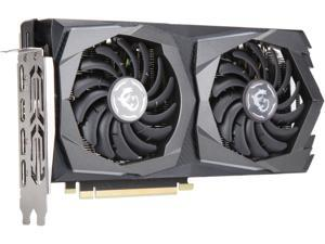 MSI GeForce GTX 1660 Ti DirectX 12 GTX 1660 Ti GAMING 6G 6GB 192-Bit GDDR6 PCI Express 3.0 x16 HDCP Ready Video Card