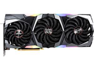 MSI GeForce RTX 2080 SUPER DirectX 12 RTX 2080 Super Gaming X TRIO 8GB 256-Bit GDDR6 PCI Express 3.0 x16 HDCP Ready SLI Support Video Card
