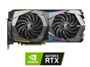 MSI GeForce RTX 2070 SUPER DirectX 12 RTX 2070 Super GAMING X 8GB 256-Bit GDDR6 PCI Express 3.0 x16 HDCP Ready SLI Support Video Card
