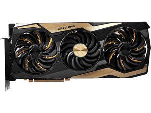 MSI GeForce RTX 2080 Ti DirectX 12 RTX 2080 Ti LIGHTNING 11GB 352-Bit GDDR6 PCI Express 3.0 x16 HDCP Ready SLI Support Video Card