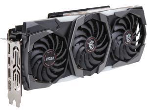 MSI GeForce RTX 2070 SUPER DirectX 12 RTX 2070 SUPER GAMING TRIO 8GB 256-Bit GDDR6 PCI Express 3.0 x16 HDCP Ready SLI Support Video Card