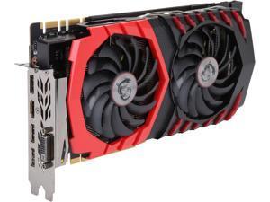 MSI GeForce GTX 1070 Ti 8GB GDDR5 PCI Express 3.0 x16 SLI Support ATX Video Card GTX 1070 Ti GAMING 8G