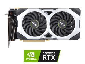 MSI GeForce RTX 2080 8GB GDDR6 PCI Express 3.0 x16 SLI Support Video Card RTX 2080 VENTUS GP 8G