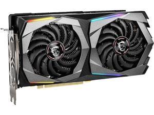 MSI GeForce RTX 2060 SUPER DirectX 12 RTX 2060 SUPER GAMING 8GB 256-Bit GDDR6 PCI Express 3.0 x16 HDCP Ready Video Card