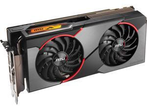 MSI Radeon RX 5700 XT DirectX 12 RX 5700 XT GAMING 8GB 256-Bit GDDR6 PCI Express 4.0 x16 HDCP Ready CrossFireX Support Video Card