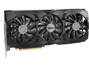 MSI GeForce RTX 2070 DirectX 12 RTX 2070 TRI FROZR 8GB 256-Bit GDDR6 PCI Express 3.0 x16 HDCP Ready Video Card