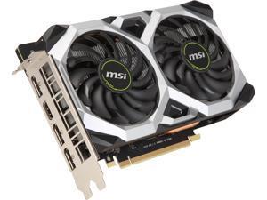 MSI GeForce GTX 1660 6GB GDDR5 PCI Express 3.0 x16 Video Card GTX 1660 VENTUS XS 6G OC