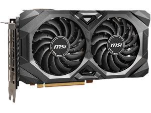 MSI Radeon RX 5600 XT DirectX 12 RX 5600 XT MECH OC 6GB 192-Bit GDDR6 PCI Express 4.0 HDCP Ready Video Card