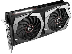 MSI GeForce GTX 1650 SUPER DirectX 12 GTX 1650 Super Gaming X 4GB 128-Bit GDDR6 PCI Express 3.0 x16 HDCP Ready Video Card