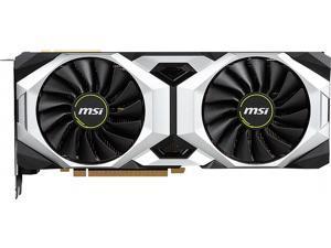 MSI GeForce RTX 2080 8GB GDDR6 PCI Express 3.0 x16 SLI Support Video Card RTX 2080 VENTUS 8G OC